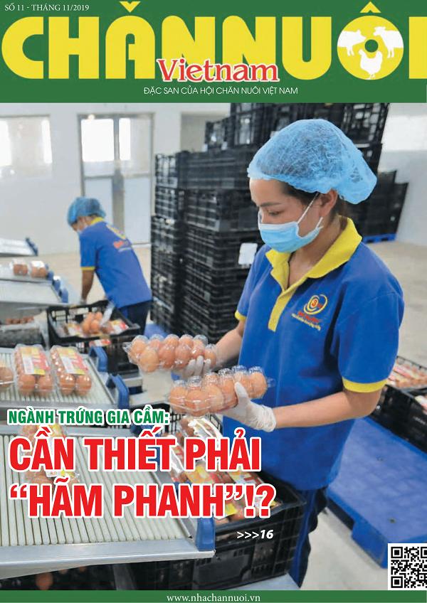 Tạp chí Chăn nuôi Việt Nam