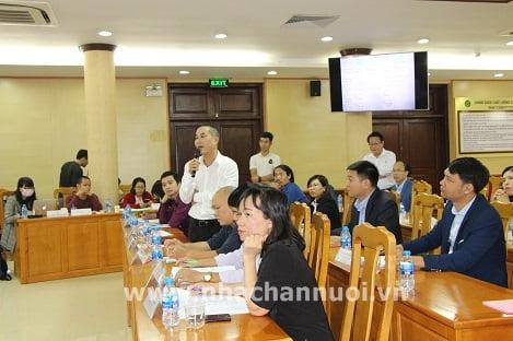 Hội thảo xác định năng lực nghề nghiệp ngành công nghệ thực phẩm
