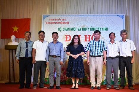 Đại hội lần thứ nhất Hội Chăn nuôi và thú y tỉnh Tây Ninh